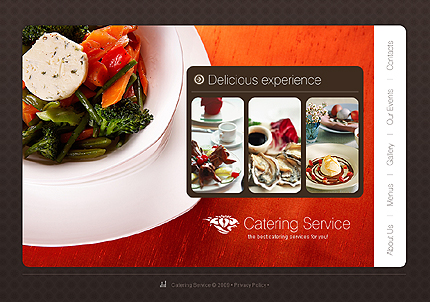 Party Catering - Wedding Caterers - Corporate Caterers